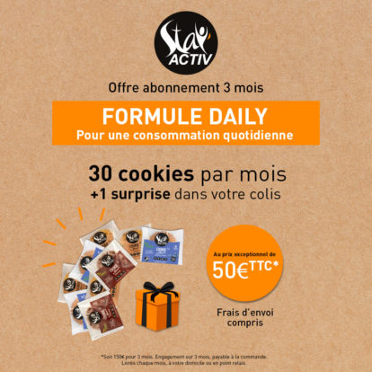 Stay'Activ Formule Daily