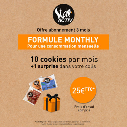 Stay'Activ Formule Monthly