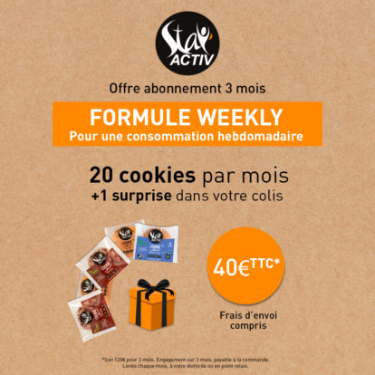 Stay'Activ Formule Weekly