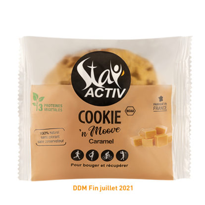 Cookie Stay'Activ Caramel